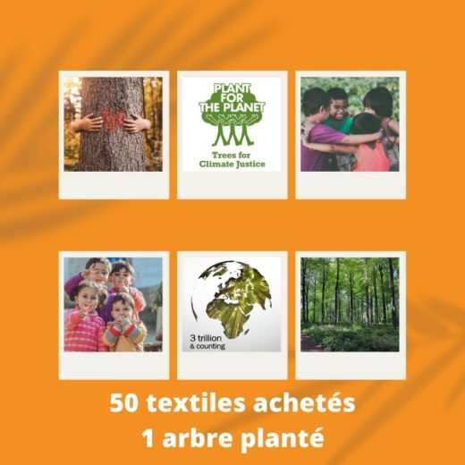 Plant for the Planet - Shirtbox Luxembourg