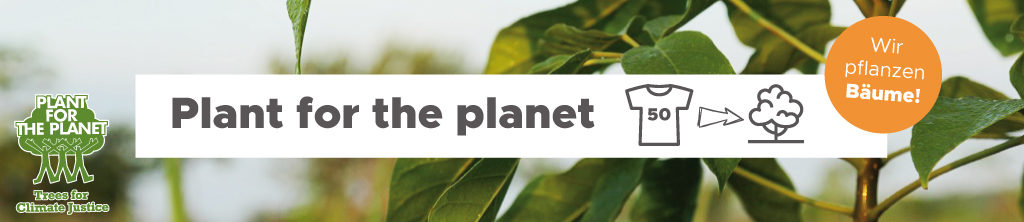 Plant for the planet Shirtbox